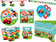 Farmyard Fun Complete Party Kit