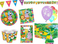 Animal Friends Complete Party Kit