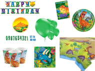 Dinosaur Complete Party Kit