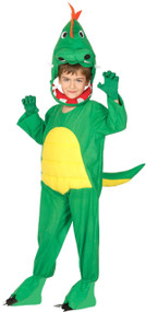 Child's Dinosaur Fancy Dress Costume