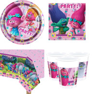 Trolls Complete Tableware Set