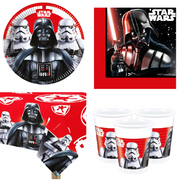 Star Wars Complete Tableware Set