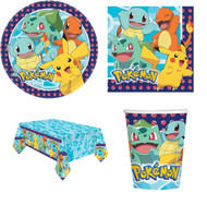 Pokemon Complete Tableware Set