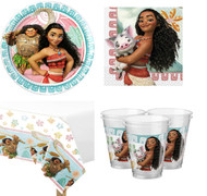Moana Complete Tableware Set