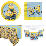 Minions Complete Tableware Set