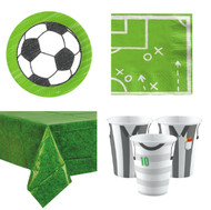 Football Complete Tableware Set