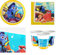 Finding Dory Complete Tableware Set