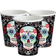 Day Of The Dead Party Cups
