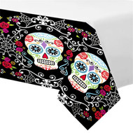 Day Of The Dead Party Tablecover