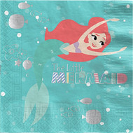 Disney Ariel Party Napkins