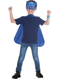 Childrens PJ Masks Catboy Fancy Dress Costume Kit