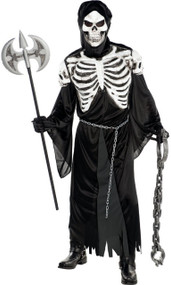 Mens Crypt Keeper Fancy Dress Costume