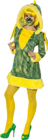 Ladies Winged Dragon Fancy Dress Costume