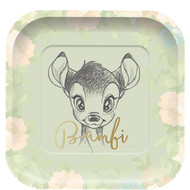Bambi Square Party Plates