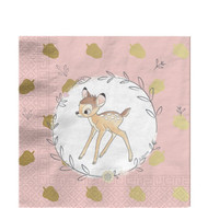 Bambi Party Napkins