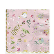 Disney Princess Floral Party Napkins