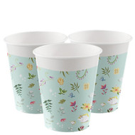 Disney Princess Floral Cups