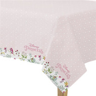 Disney Princess Floral Party Tablecover