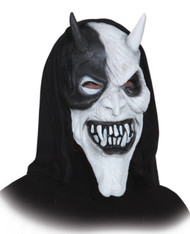 Mens Evil Devil Fancy Dress Mask