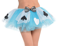 Ladies Wonderland Fancy Dress Tutu