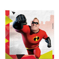 Incredibles 2 Party Napkins