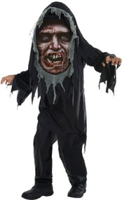 Boys Dead Walking Zombie Fancy Dress Costume