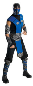 Mens Subzero Fancy Dress Costume