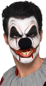 Adults Horror Clown Make Up Kit