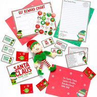 Childrens Magical Christmas Elf Kit