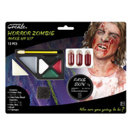 Adults Horror Zombie Make Up Kit