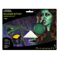 Ladies Wicked Witch Make Up Kit