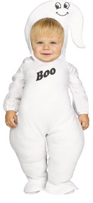 Toddler Ghost Cutie Fancy Dress Costume