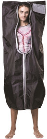 Adults Body Bag Fancy Dress Costume