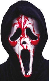 Adults Bleeding Horror Fancy Dress Mask