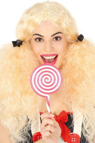 Clown Lollipop Fancy Dress Prop
