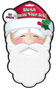 Self Adhesive Santa Moustache & Beard