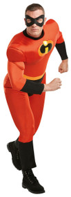 Deluxe Mr Incredible Fancy Dress Costume
