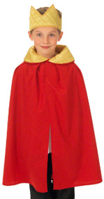 Childs Royal Fancy Dress Costume