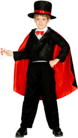Child's Magician Fancy Dress Outfit