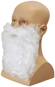 Mens Classic Santa Fancy Dress Beard