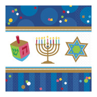 Hanukkah Celebration Napkins