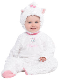 Baby Girls Aristocats Marie Fancy Dress Costume