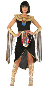 Ladies Egyptian Fancy Dress Costume