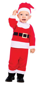 Baby & Childs Santa Fancy Dress Costume