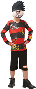 Boys Dennis The Menace Fancy Dress Costume 1