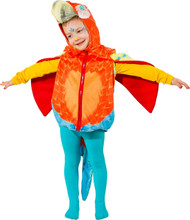 Toddler Parrot Fancy Dress Costume