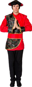 Mens Traditional Chinese Fancy Dress Costume