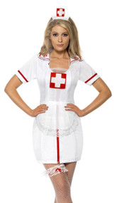 Ladies Nurse Fancy Dress Kit
