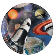 Space Party Plates