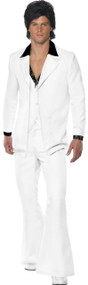 Mens 1970s Hotshot Fancy Dress Costume